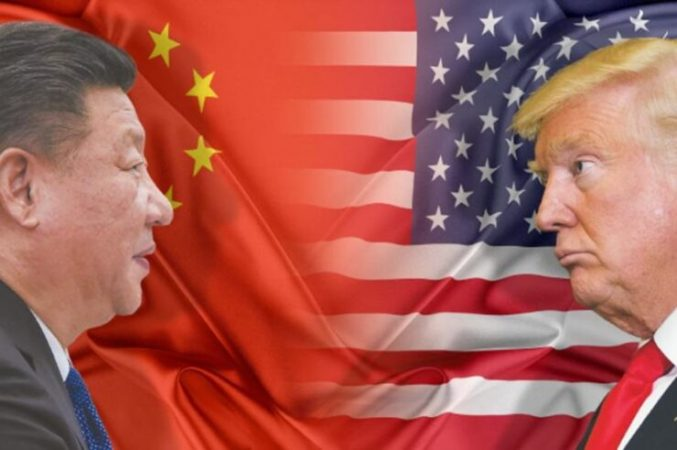 America and China Trade War
