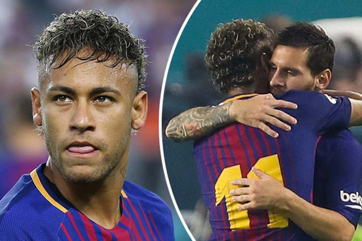 neymar and messi will be together again