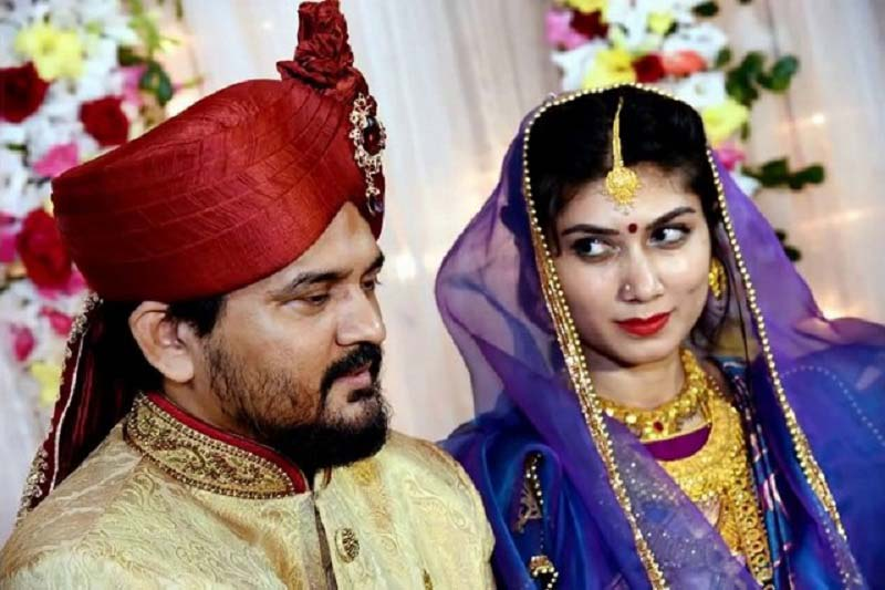 imran h sharkar has divorced